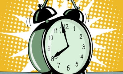 clock busy schedule