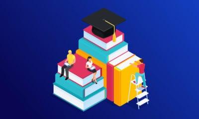 graduation books students