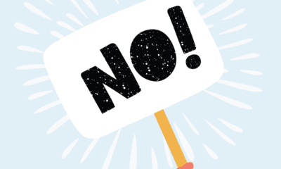 how to start saying no