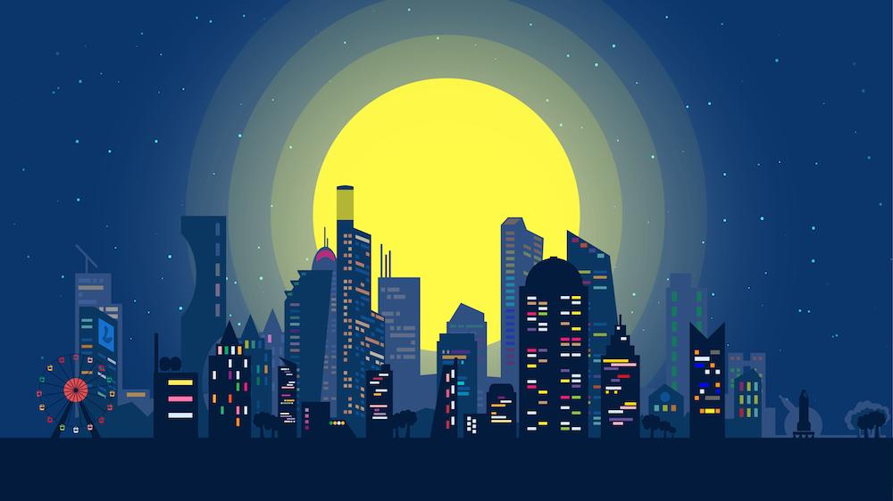 Nighttime activities
