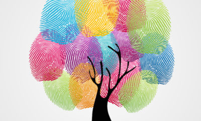 Diverse fingerprint tree